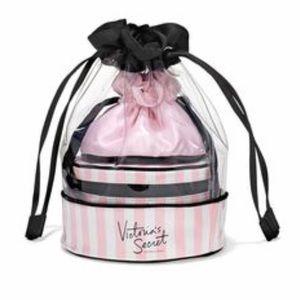 New. VS 3 pc makeup bags